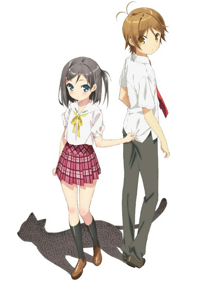 аниме про девушек кошек список:
