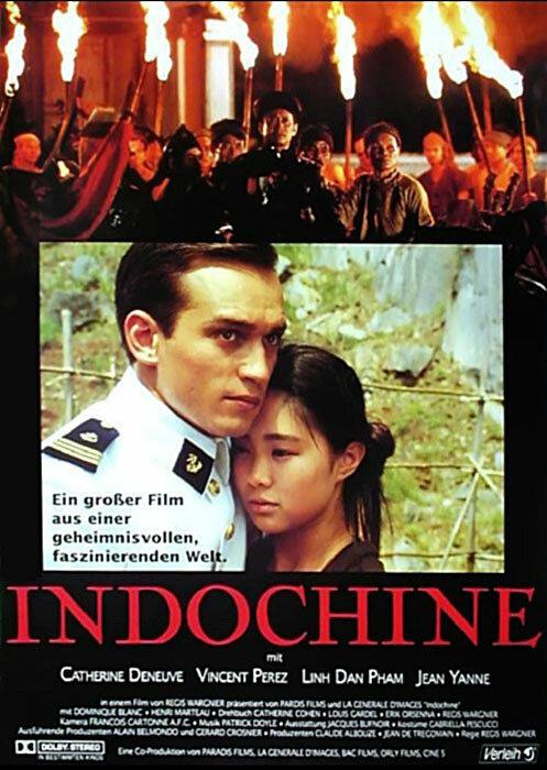 Индокитай / Indochine (1992)