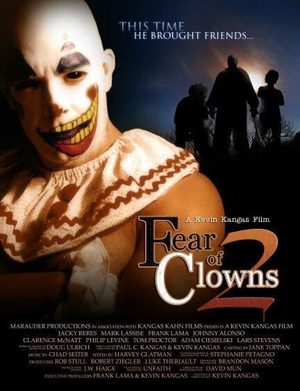 Страх клоунов 2