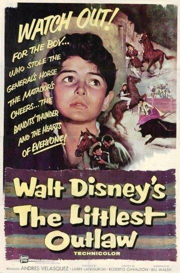Маленький беглец (The Littlest Outlaw)