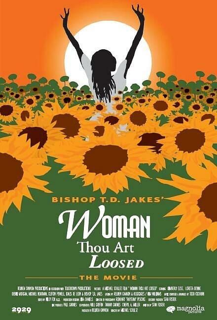 Женщина, ты свободна! / Woman Thou Art Loosed
