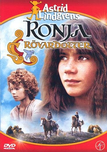 Ронья, дочь разбойника / Ronja Rvardotter (1984) Blu-Ray Rip 720p