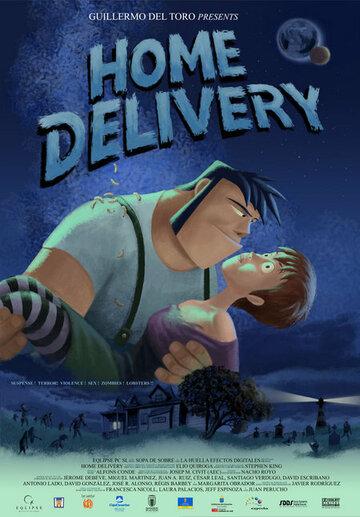 Доставка на дом (Home delivery: Servicio a domicilio)