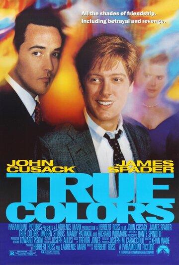 Постер к фильму Истинные цвета (1991)