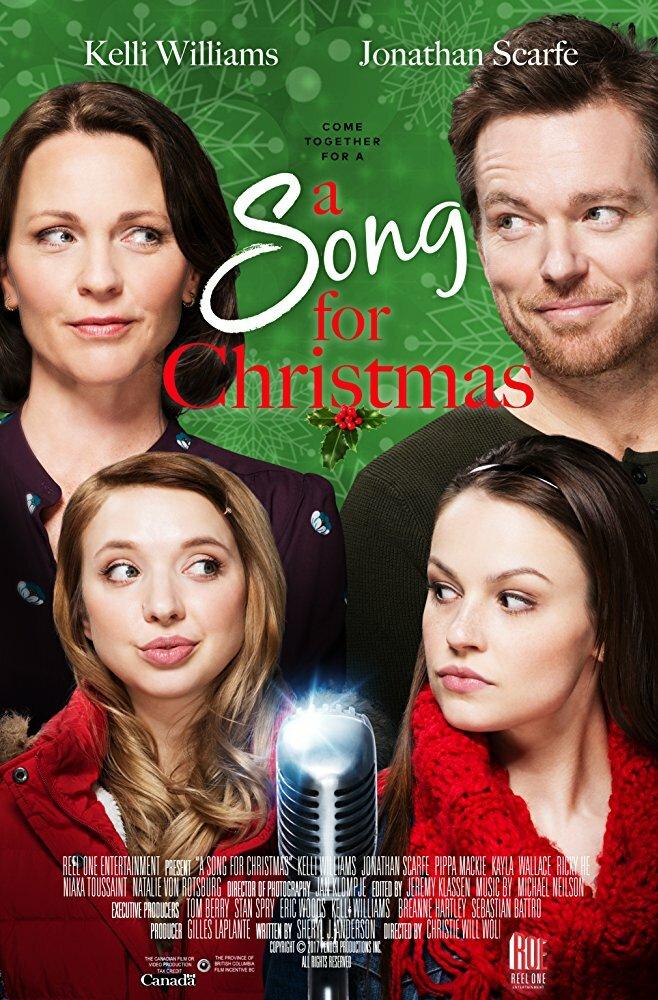 Рождественская песня / Christmas Solo (2017)