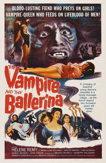 Возлюбленная вампира (1960)