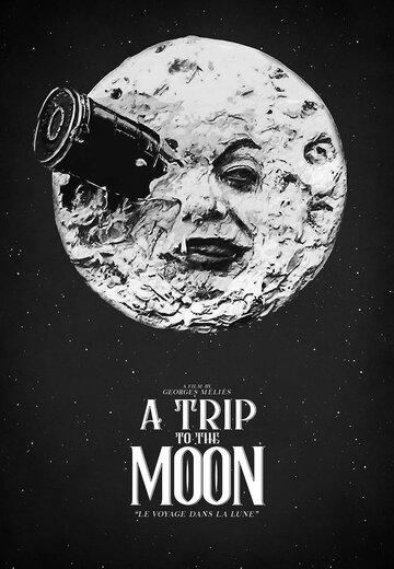 Путешествие на Луну (1902) полный фильм онлайн