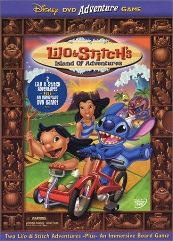 Лило и Стич 3: Остров приключений / Lilo & Stitch's Island of Adventures (2003)