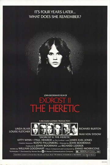 ���������� ������� II: ������ (Exorcist II: The Heretic)