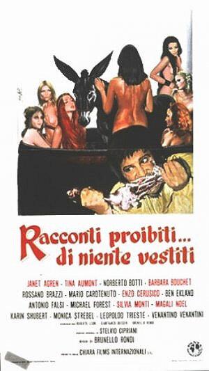 Запретные рассказы... без платьев и подвязок (1972)