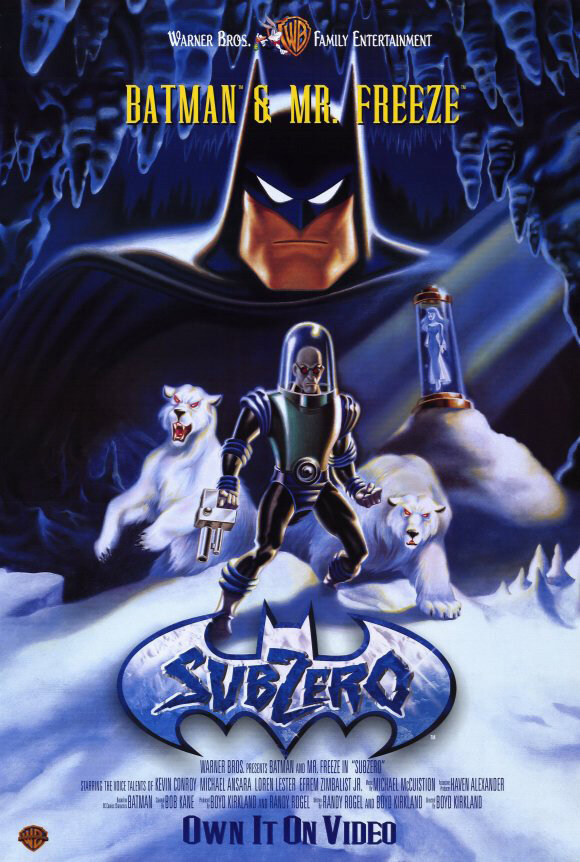 Бэтмэн и Мистер Фриз (видео) (1998)