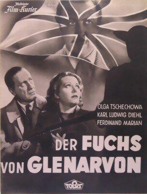 Лиса из Гленарвона (1940)