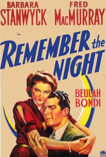 Запомни ночь (1940)