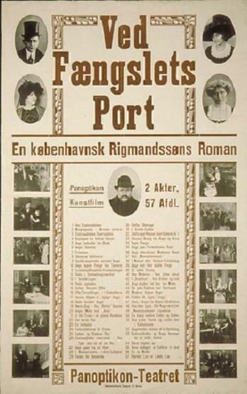 На пороге тюрьмы (1911)