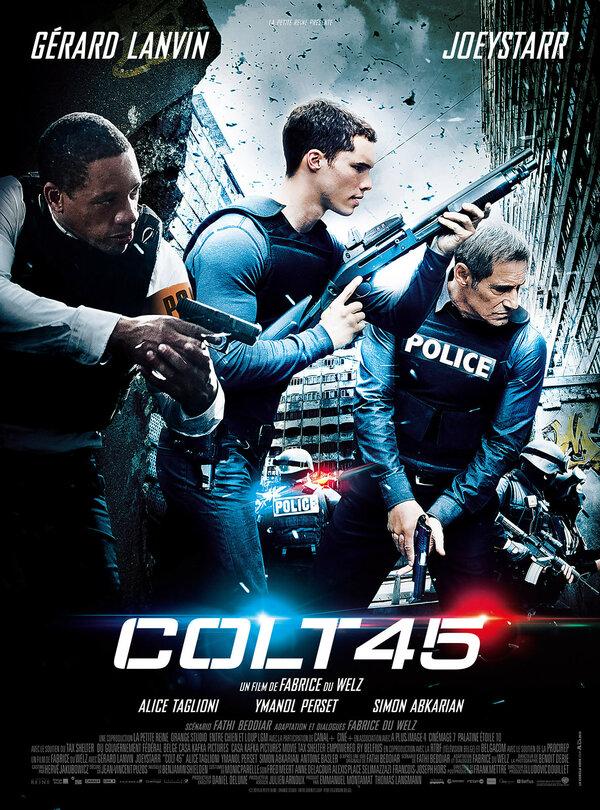 Отзывы к фильму – Кольт 45 (2014)