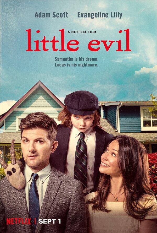 Отзывы к фильму – Маленькое зло (2017)