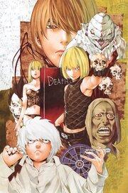 Тетрадь смерти: Наследники L (2008)