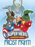 Приключения Супергероев: Морозный Бой