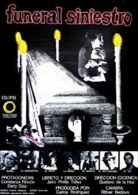 Зловещие похороны (1977) полный фильм онлайн