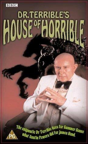 Дом страха доктора Ужасного (2001) полный фильм