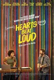 Громко бьются сердца (2018) смотреть онлайн фильм в хорошем качестве 1080p