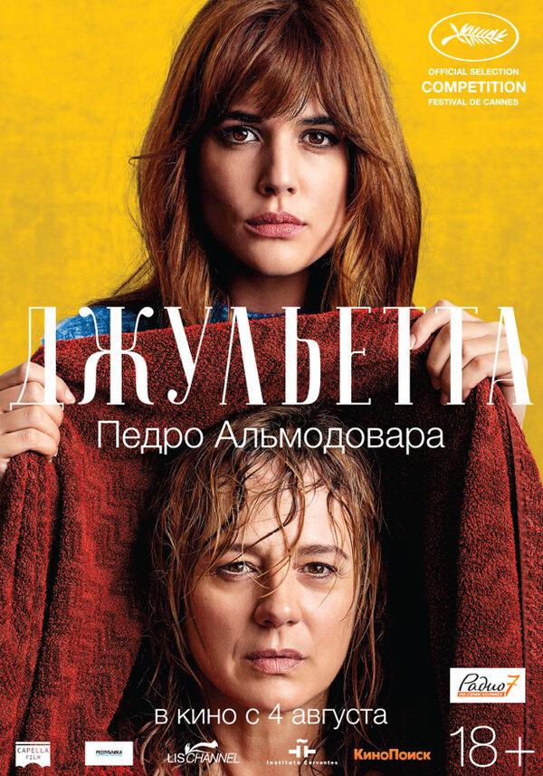 Отзывы к фильму – Джульетта (2016)
