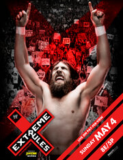 WWE Экстремальные правила (2014)