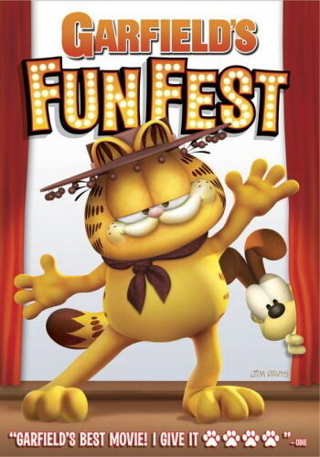 Фестиваль Гарфилда (Garfield's Fun Fest)