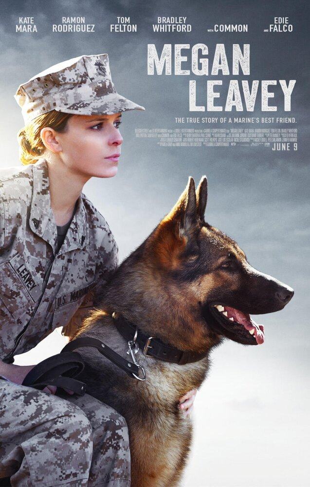Меган Ливи / Megan Leavey