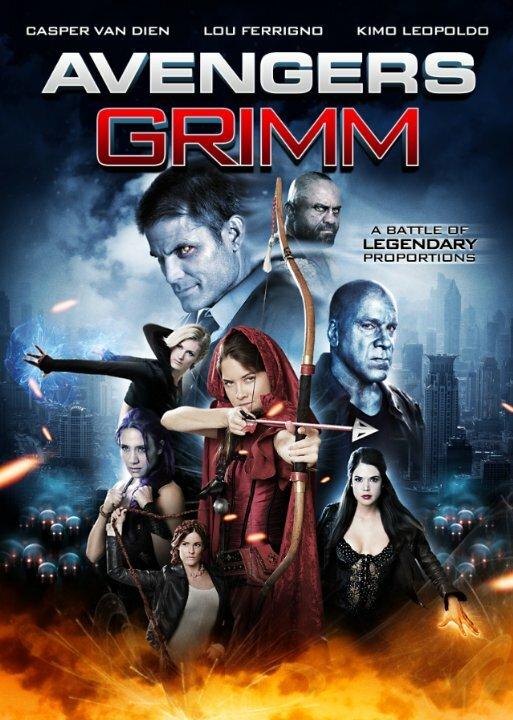 Мстители: Гримм / Avengers Grimm (2015)