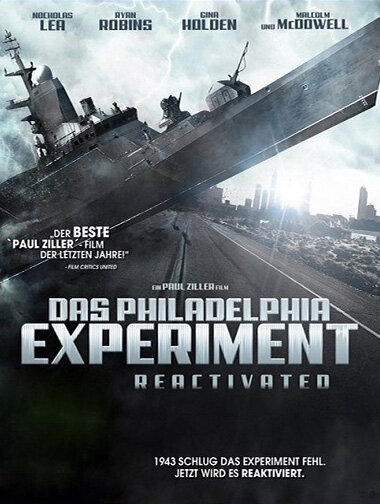 Филадельфийский эксперимент (2012) - смотреть онлайн