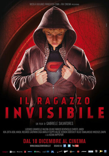 Фильм Невидимый мальчик