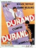 Дюран против Дюрана (Durand contre Durand)
