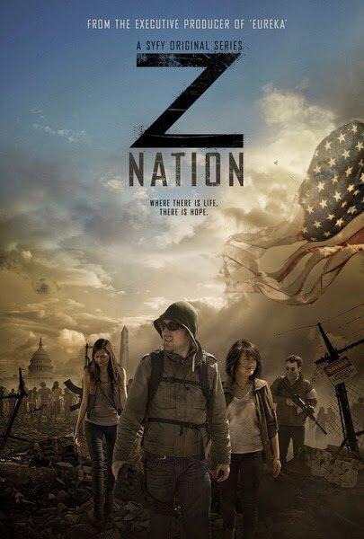 Нация Z (сериал 2014 – ...)