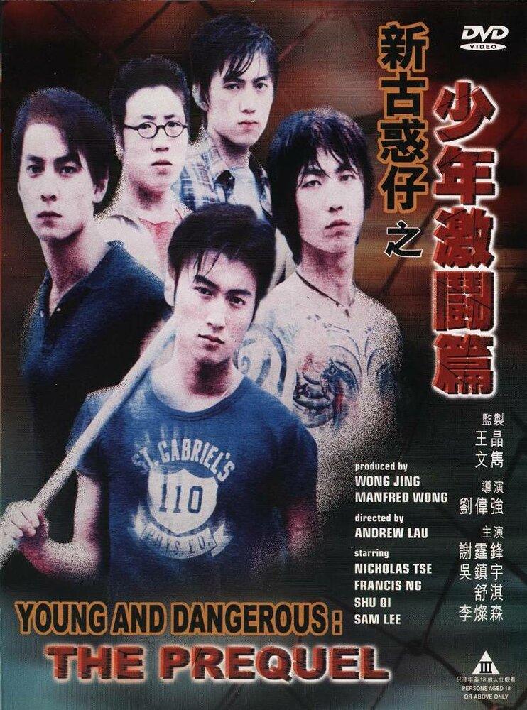 Скачать дораму Молодые и опасные: Приквел San goo waak chai ji siu nin gik dau pin