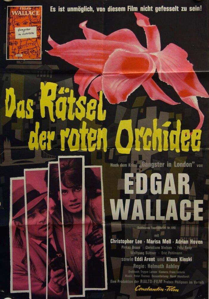 Тайна красной орхидеи