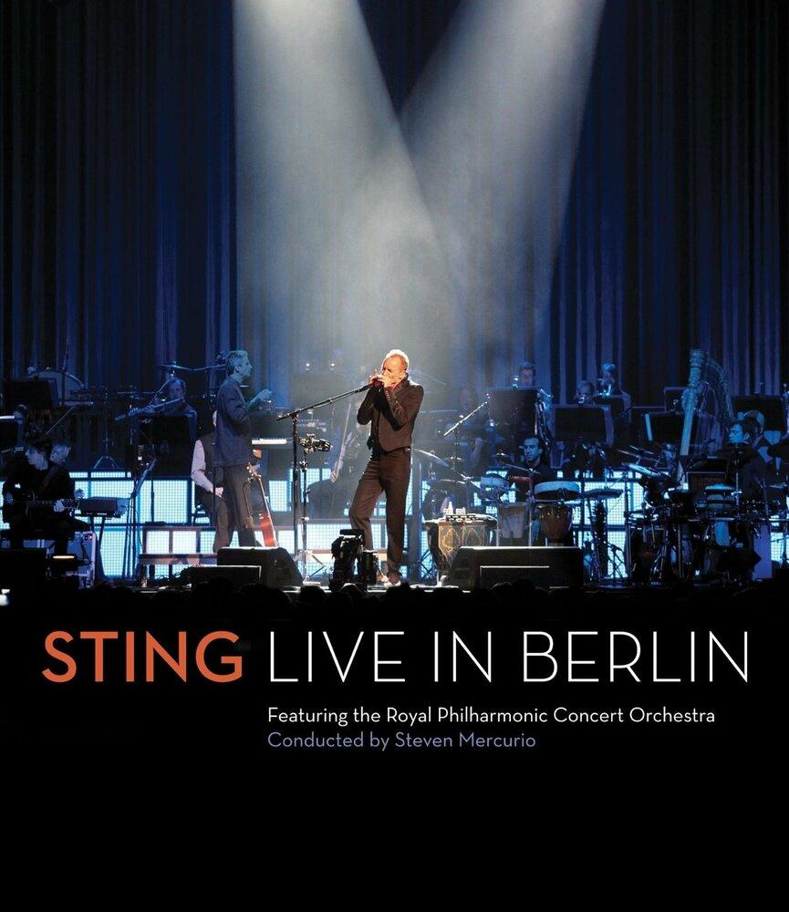 Стинг: Живой концерт в Берлине (видео)