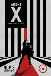 Агент Икс (2015)
