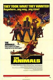 Пятеро дикарей (1970)