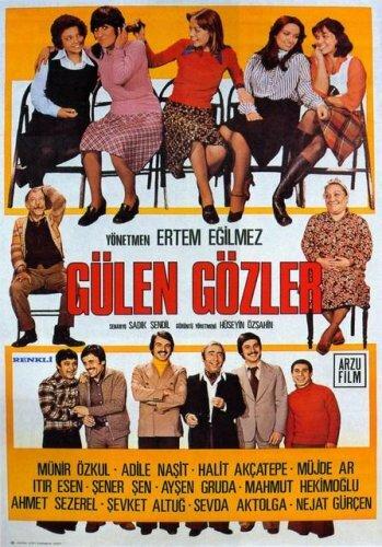 Смеющиеся глаза (Gülen gözler)