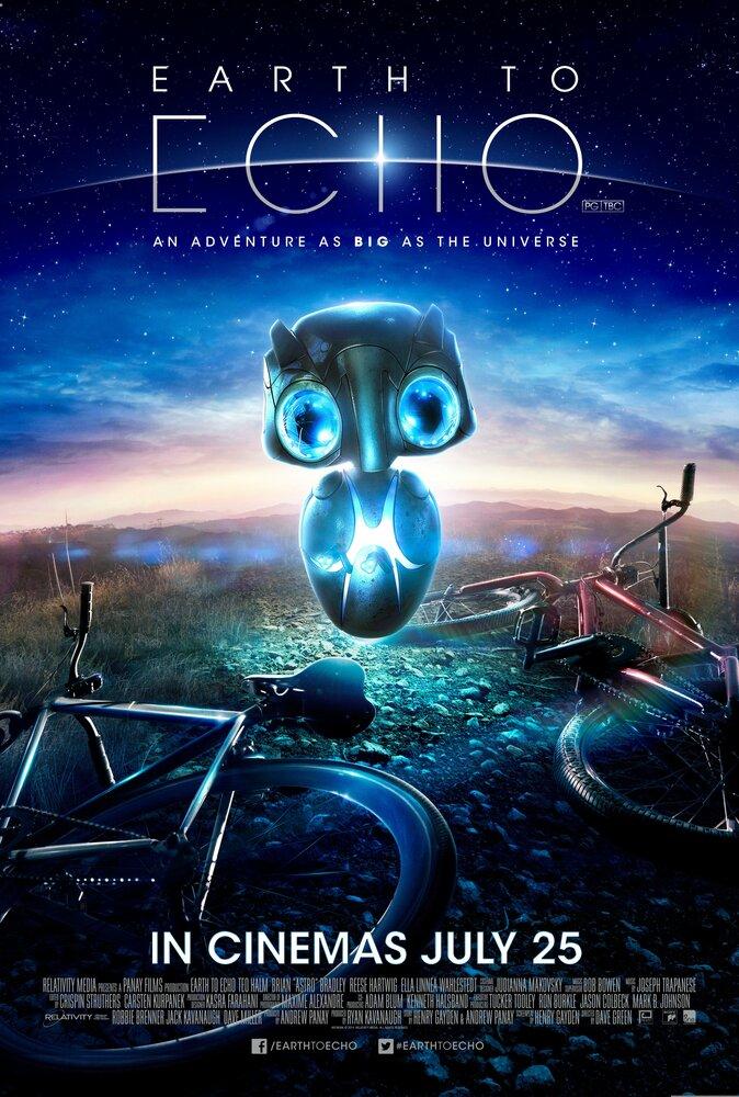 Отзывы к фильму – Внеземное эхо (2014)