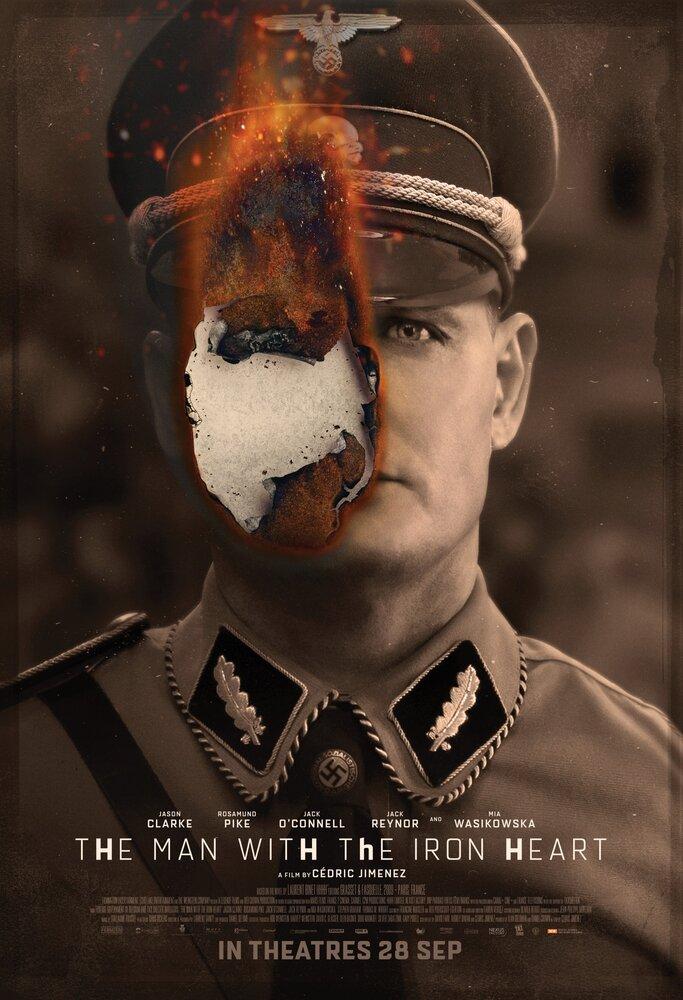 Мозг Гиммлера зовется Гейдрихом / HHhH (2017)