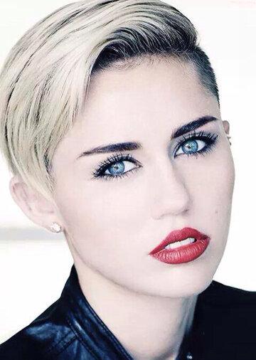 Miley cyrus самая сексуальная актриса