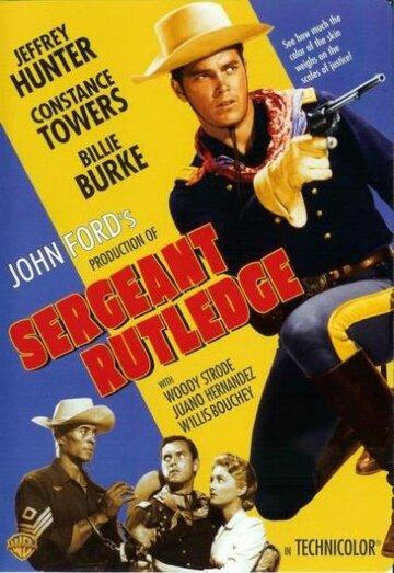 Постер к фильму Сержант Ратлидж (1960)