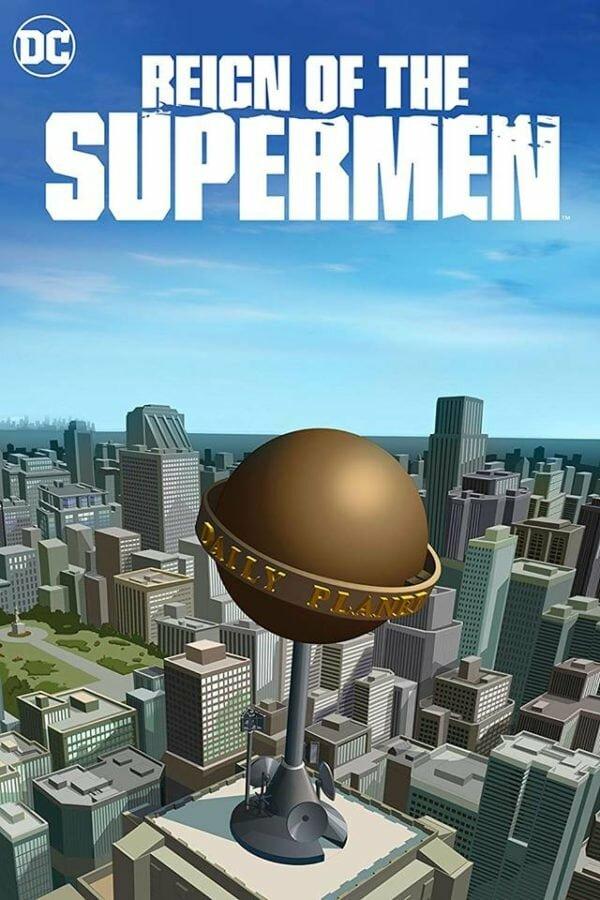 Господство Суперменов (видео) (2019)