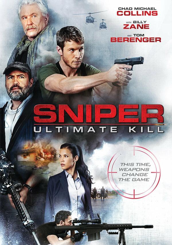 Снайпер: Идеальное убийство (2017)
