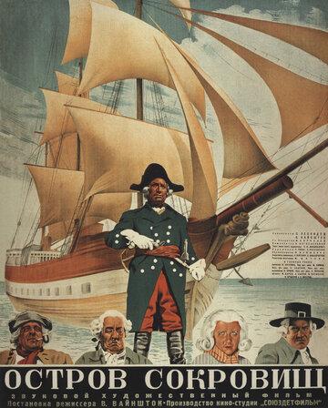 Остров сокровищ (1937)