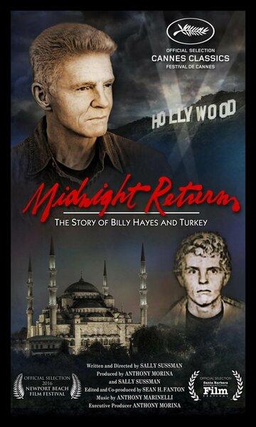 Полуночное возвращение: История Билли Хейса и Турции (2016) полный фильм онлайн