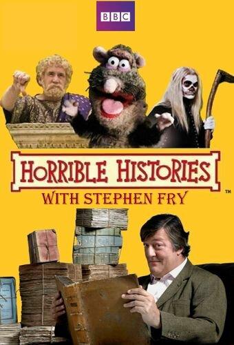 Ужасные истории со Стивеном Фраем (2011) полный фильм онлайн