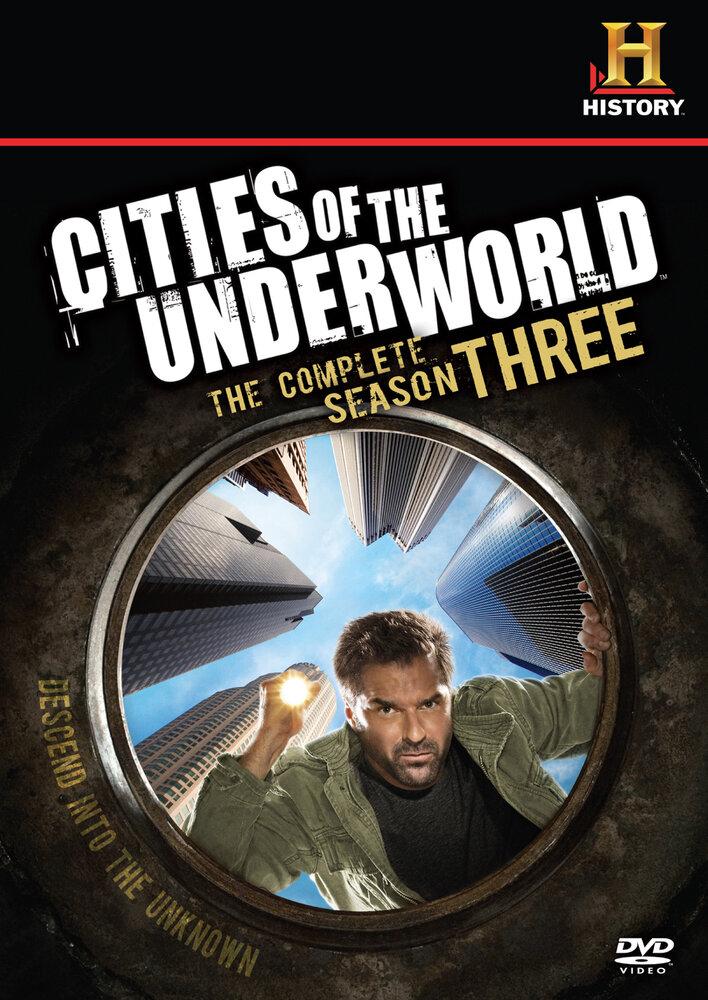 Города подземелья. Катакомбы смерти / Cities of the Underworld. Catacombs of Death (Долорес Гэвин) [2007, документальный, SATRip]VO